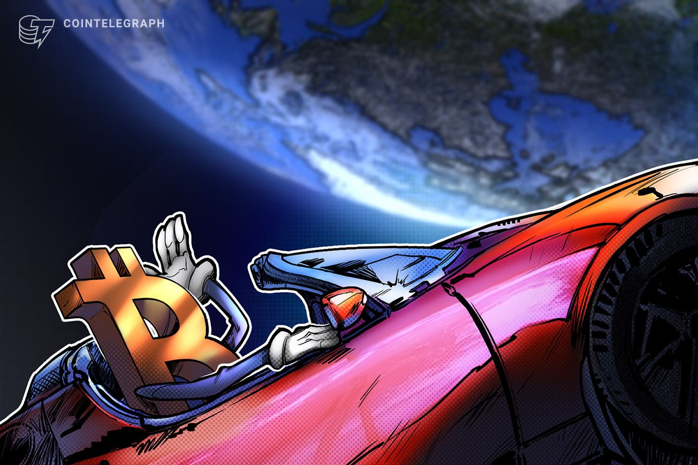 The social side of institutional push: Popular excitement drives crypto adoption