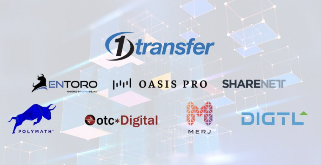 1transfer launches international consortium transfer agency to position itself as the leading transfer agent for the digital world