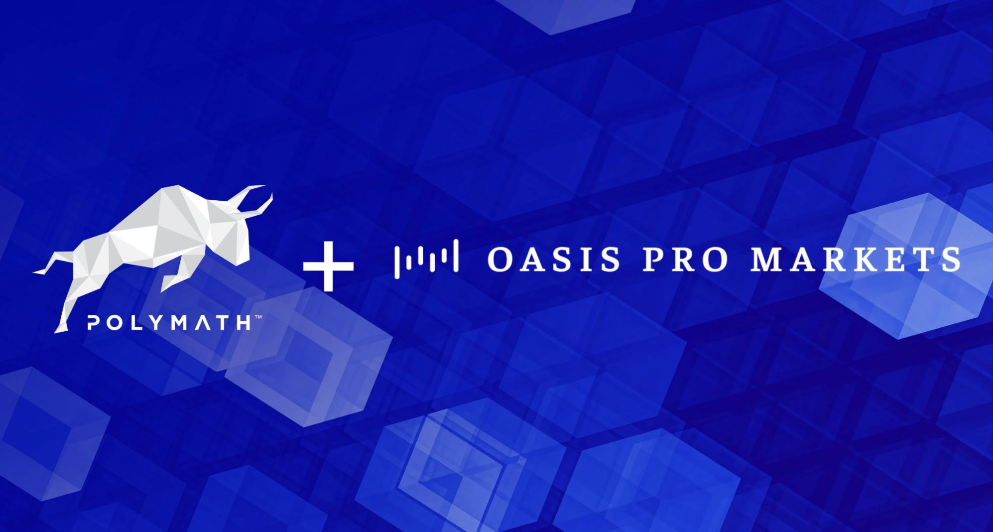 Oasis Pro Inc. increases collaboration with Polymath as the newest node operator on its new blockchain Polymesh